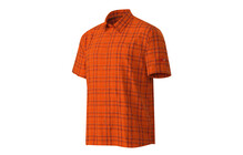 Mammut Belluno chemise manches courtes Homme orange